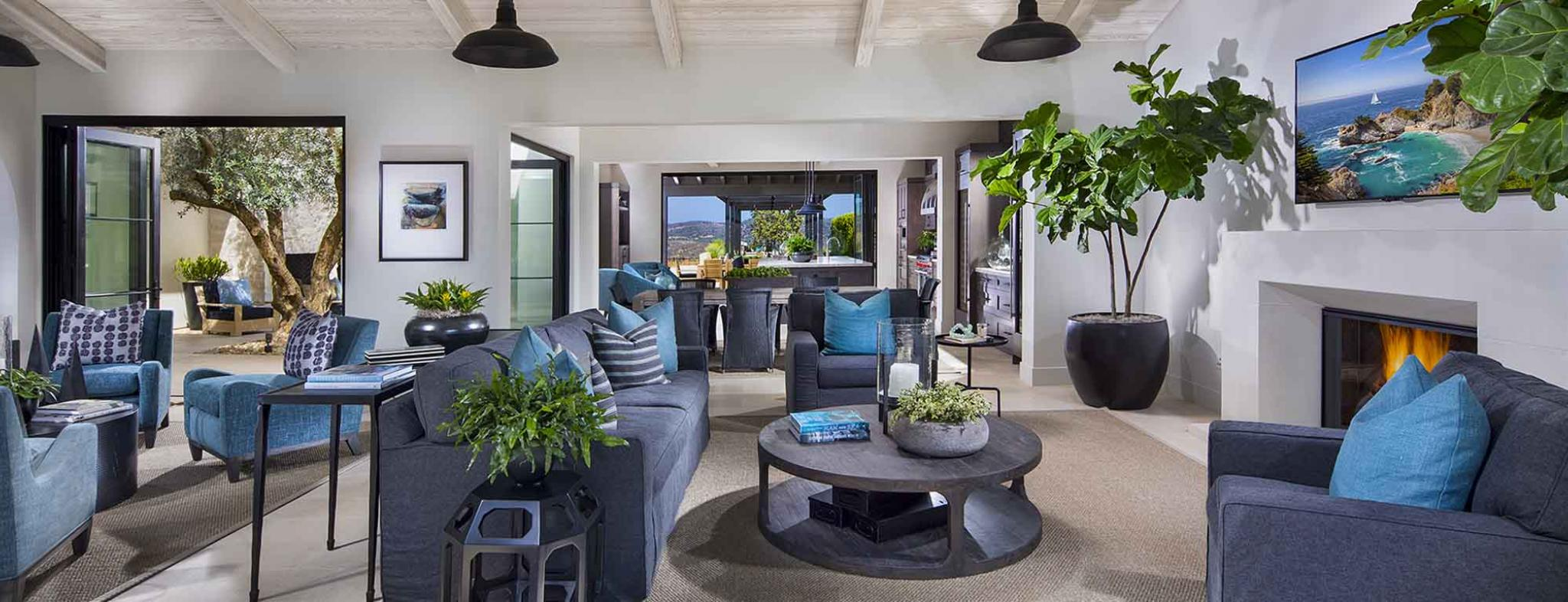 The New Home Company Announces First-of-its-Kind Design Collaboration with RH, Restoration Hardware for Luxury Residences at Crystal Cove