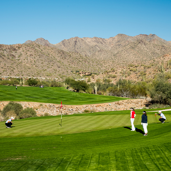 Silverleaf Golf Course