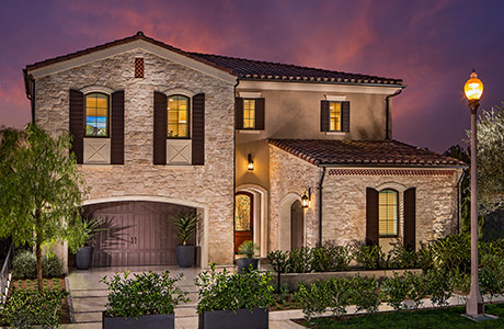 model homes gallery