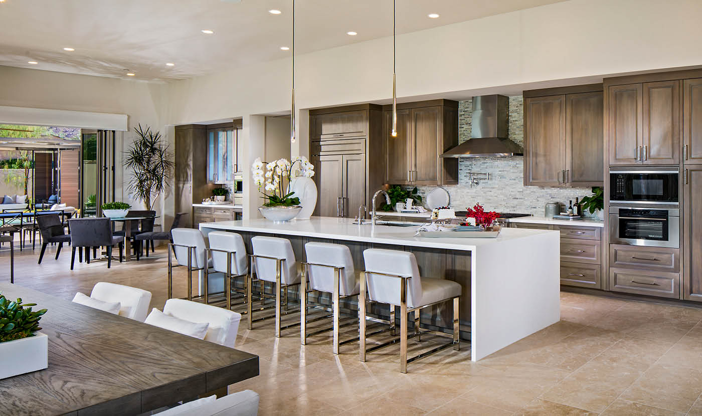Mountain Shadows Model Residence Kitchen
