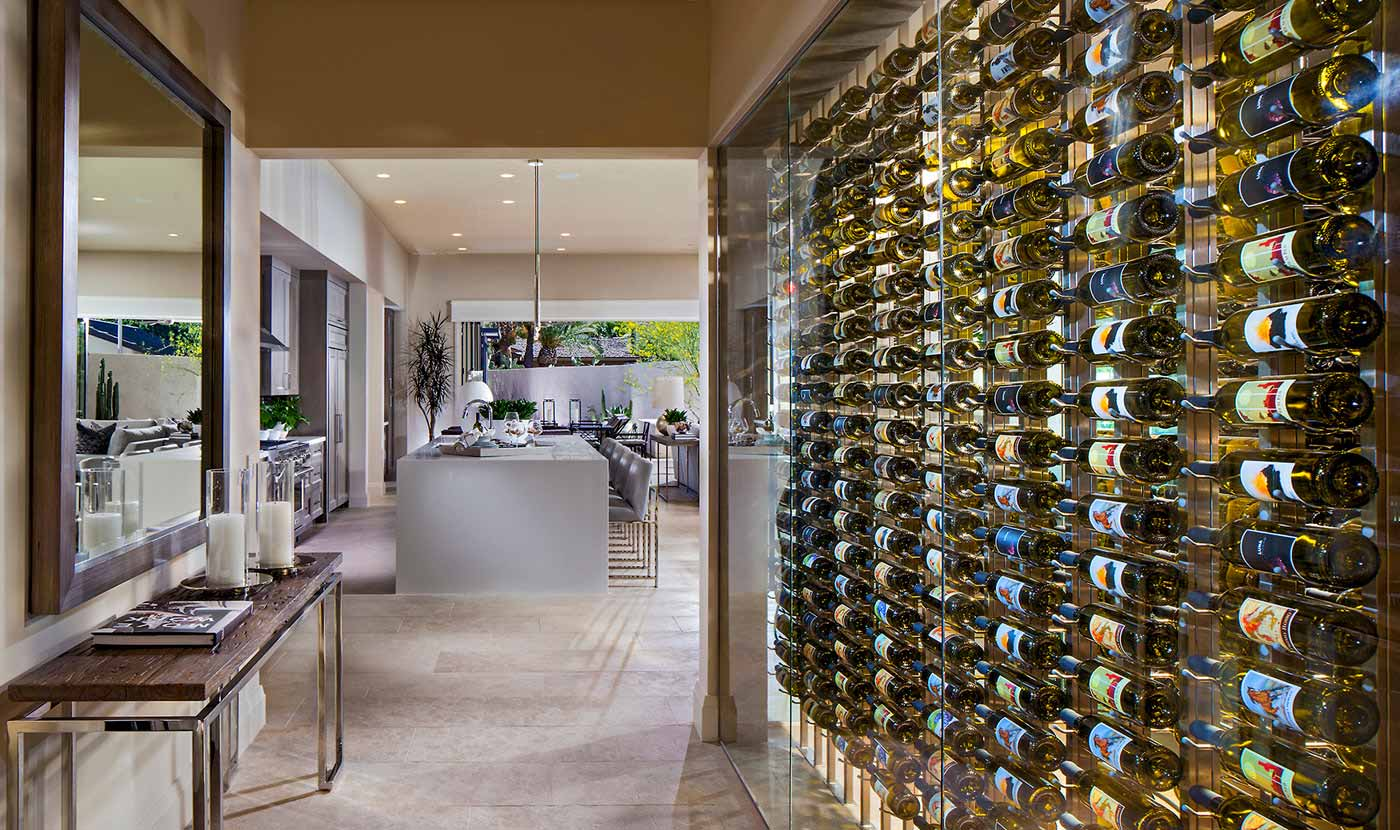 Mountain Shadows Residences Wine Bar