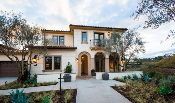 New Newport Coast community offers luxury homes for extended families
