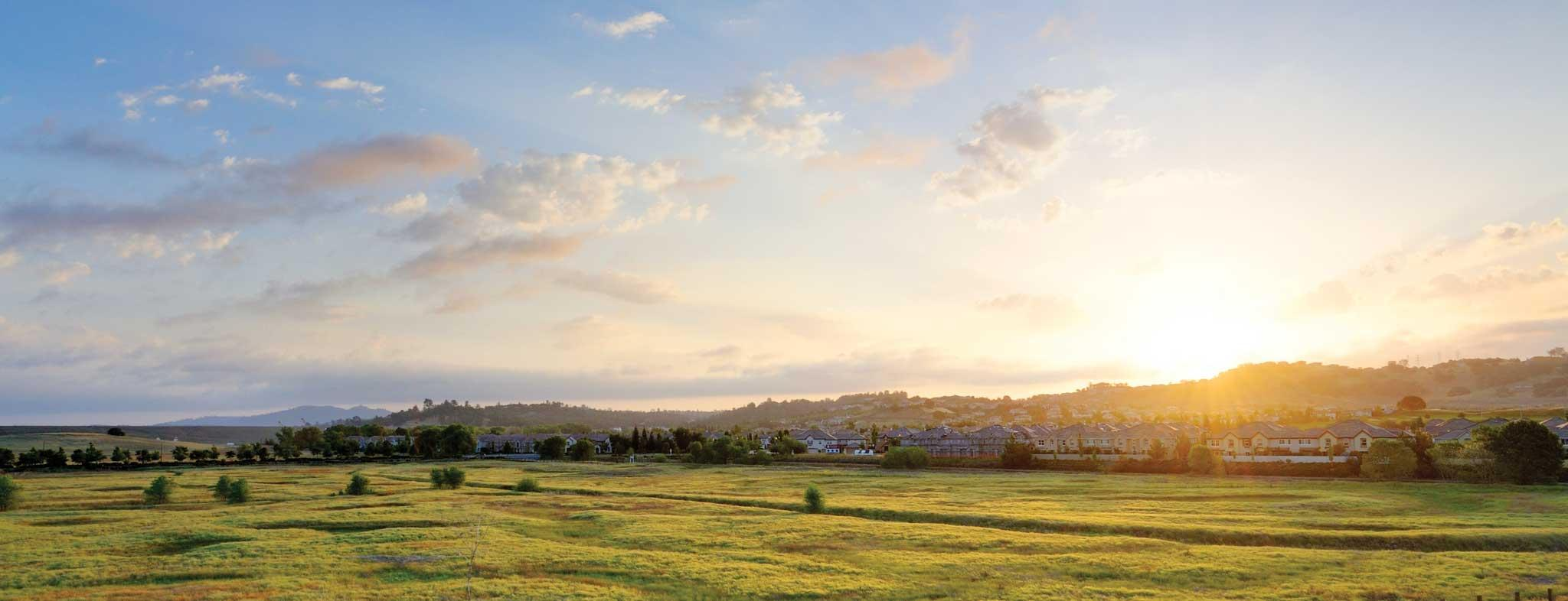 Woodbury, a thoughtfully designed community of 56 new homes - with views of Mount Diablo - is within walking distance of restaurants, shops and the Lafayette Reservoir.