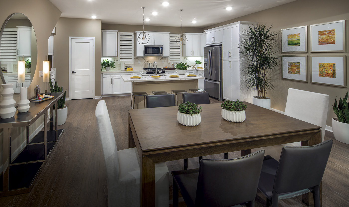 Plan 4 - Model Home Gallery