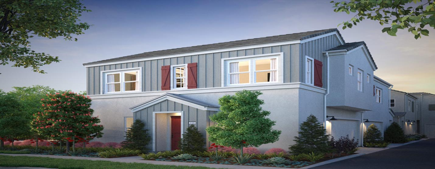 Master developer The New Home Company will unveil Parson,  a collection of 80 single-family court homes set to open on April 6